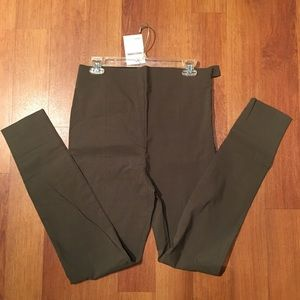 High waist pants very stretchy